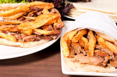 kebabs image libre de droits