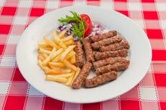 kebabs Royaltyfri Fotografi