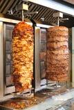 Kebabs royalty free stock photo