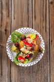 Kebabs de Shish imagens de stock royalty free