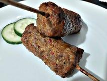kebabs fotos de archivo