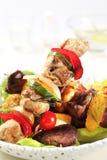 kebabs shish στοκ φωτογραφία
