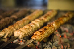 Kebabs Stock Photography