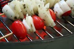 kebabu warzywo zdjęcie royalty free