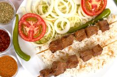 Kebap Photo stock