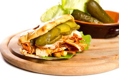 Kebap Royalty Free Stock Images
