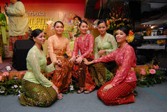 Kebaya Royalty Free Stock Images