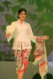 Kebaya Image libre de droits