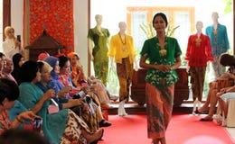 Kebaya Stock Photo