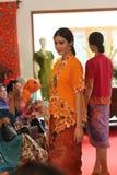 Kebaya Royalty Free Stock Photography