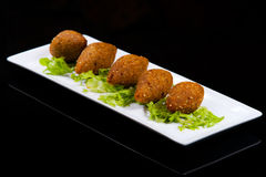Kebbeh Stockfotos