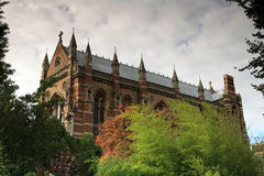 Keble Chapel , Oxford, England Royalty Free Stock Photo