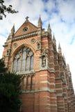 Keble Hochschulkapelle, Oxford Lizenzfreie Stockbilder