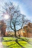 Keble szkoła wyższa, Oxford, UK Zdjęcie Royalty Free