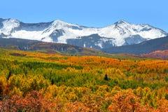 Kebler pass landscape Stock Images