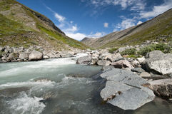 Kebnekaise National Park Stock Photography