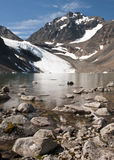 Kebnekaise National Park Royalty Free Stock Photos