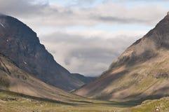 kebnekaise park narodowy Obrazy Royalty Free