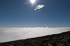 kebnekaise park narodowy Obraz Royalty Free