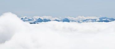 kebnekaise park narodowy Fotografia Royalty Free