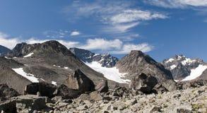 kebnekaise park narodowy Obraz Stock