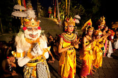 Kecak Dance Stock Photography