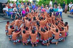 Kecak dance Stock Image