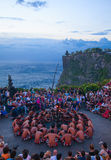Kecak dance Royalty Free Stock Photos