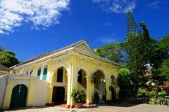 Kedah kungligt museum, Alor Setar Arkivfoto