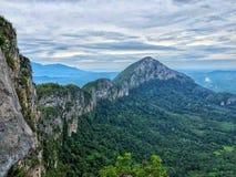 Kedah, Malaysia. Hiking in Gunung Baling Royalty Free Stock Photos