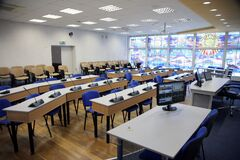 Kedainiai City Council Meeting Hall