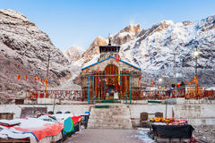 Kedarnath in India royalty free stock photography