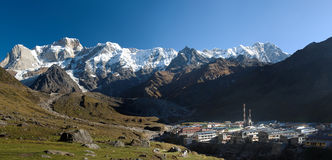 Kedarnath, Uttarakhand Zustand, Indien Lizenzfreies Stockfoto