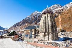 Kedarnath w India fotografia stock