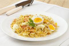 Kedgeree Royalty Free Stock Images