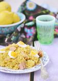 Kedgeree Stock Photography