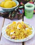 Kedgeree Royalty Free Stock Image