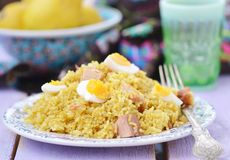 Kedgeree Stock Photo