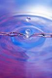 Kedja i vatten Royaltyfri Fotografi