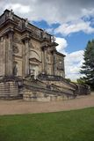 Kedleston Hall Lizenzfreies Stockfoto