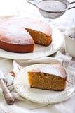 Kedleston marmalade cake Stock Images