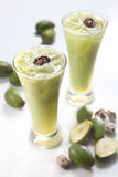 Kedondong fruit juice Royalty Free Stock Photography