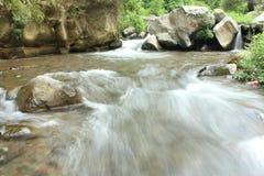 Kedung Kayang waterfall royalty free stock image