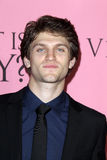 Keegan Allen arrives at the Victoria's Secret What Is Sexy? Party Stock Photography