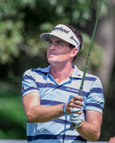 Keegan Bradley no Barclays 2012 Foto de Stock Royalty Free