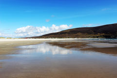 Keel Beach, Achill Island Stock Photography