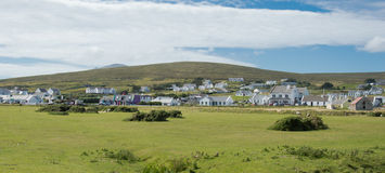 Keel village on Achill Island Stock Image