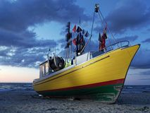 Keelboat Stock Images