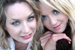 Keeley e Amelia10 Imagens de Stock