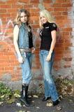Keeley y Amelia1 Imagen de archivo